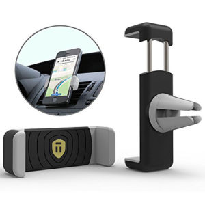 Tarkan Car Mount Holder for All Mobile Phones [4 Inch to 6.3 Inch]