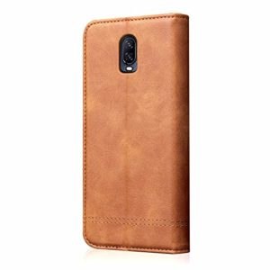 Tarkan Leather Back Stand Wallet Case for OnePlus 6T