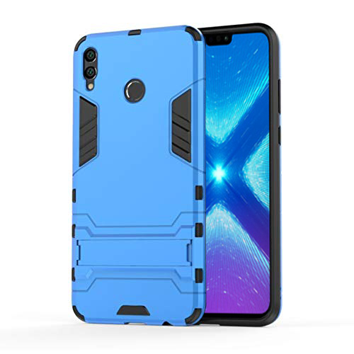 best service 09620 06588 TARKAN Armor Kickstand Back Cover for Honor 8X