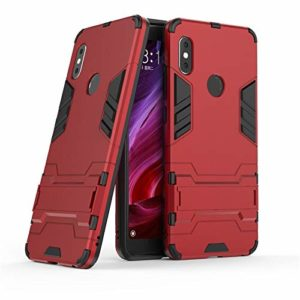 TARKAN Heavy Duty Shockproof Armor Kickstand Back Case Cover