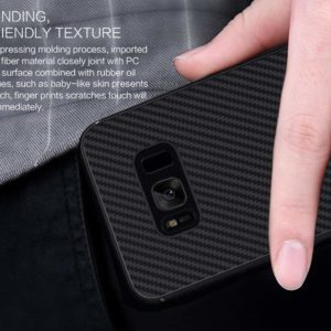 Tarkan Carbon Fiber Back Case Cover for Samsung Galaxy S8