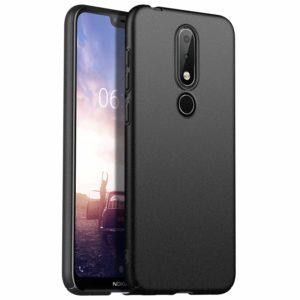 Tarkan 360 Coverage Sandstone Back Cover For Nokia 6.1 Plus