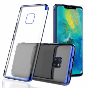 Tarkan Plating Soft Back Cover Huawei Mate 20 Pro