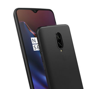 Tarkan Flexible Soft Back Case Cover for OnePlus 6T