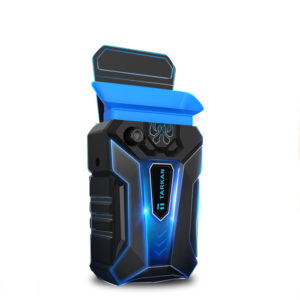 Tarkan USB Powered Portable Laptop Cooler [Hot Air Extraction]