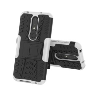 Tarkan Hybrid Rugged Bumper Cover For Nokia 6.1 plus