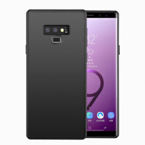 TARKAN Soft Back Cover for Samsung Galaxy Note 9