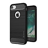 Tarkan Carbon Brush Back Cover For  iPhone 7 & iPhone 8