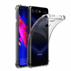 Tarkan Shock Proof Soft Transparent Back Cover For Honor View 20