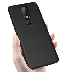 Tarkan Flexible Soft Back Cover for Nokia 6.1 Plus