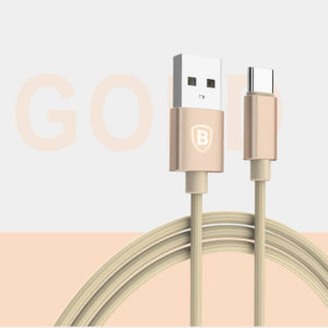 Tarkan USB Type C to A Cable For Type-C Supported Smartphones