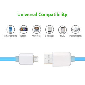 TARKAN Micro USB Cable for Android