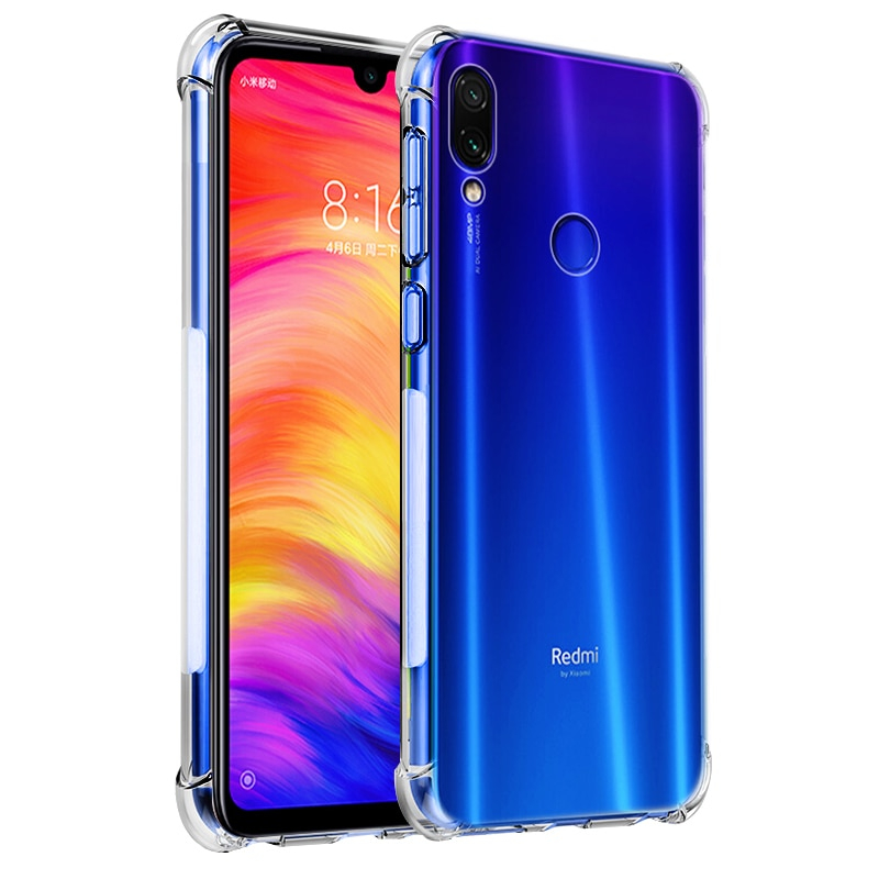 f551a0874dd ... Back Tempered · Xiaomi Redmi Note 7 Case Redmi Note 7 pro Cover NILLKIN  Nature TPU · Tarkan ...