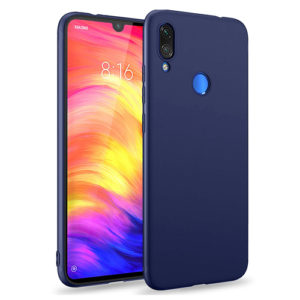 Tarkan Slim Flexible Soft Back Cover for Redmi Note 7/Note 7 Pro