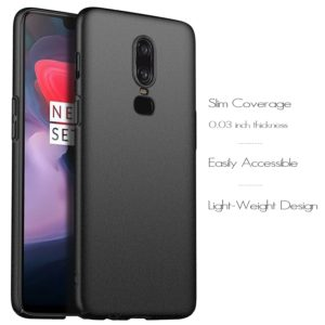 Tarkan 360 Coverage Sandstone Back Cover For Oneplus 6