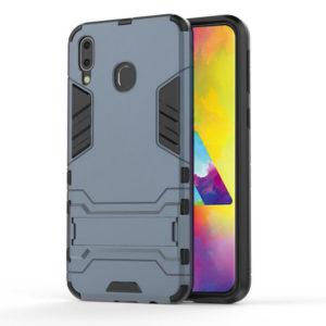 TARKAN Armor Kickstand Back Cover for Samsung M20