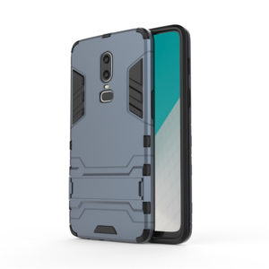 TARKAN Armor Kickstand Back Cover for Oneplus 6