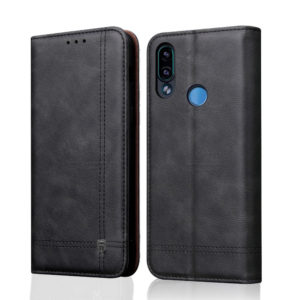 Tarkan Leather Back Stand Flip Case For Redmi Note 7/ Note 7 Pro.