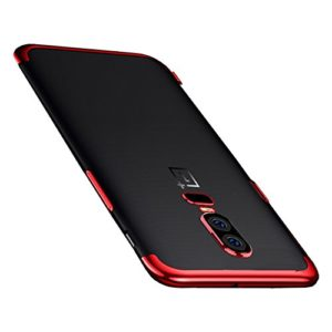 Tarkan Plating Soft BackCover for Oneplus 6
