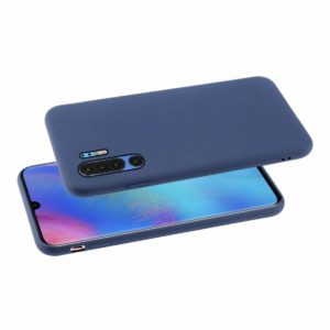 Tarkan Royal Ultra Slim Flexible Soft Back Case Cover 360 Degree Coverage for Huawei P30 Pro (Blue)