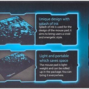 E-Blue Mazer Designer 14.4 X 10.4 Inch Gaming Mouse Pad – EMP004